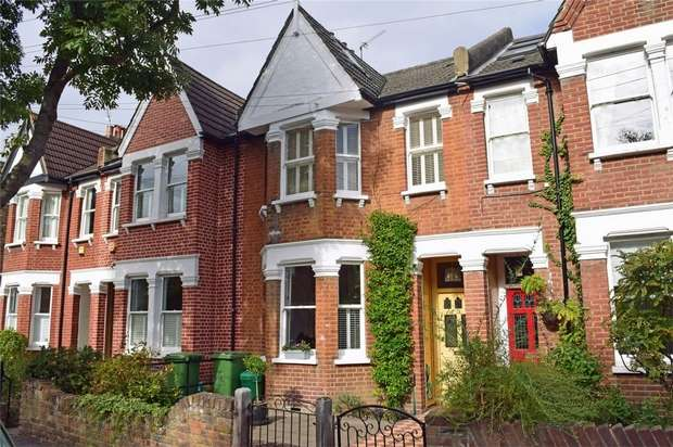 4 Bedrooms Terraced House for sale in Gordon Avenue, St Margarets, Twickenham