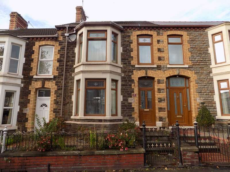 4 Bedrooms Terraced House for sale in Broad Street, Port Talbot, Neath Port Talbot. SA13 1EW