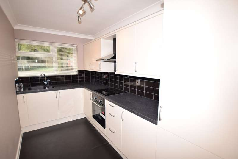 2 Bedrooms Flat for sale in Fentham Court, Ulverley Crescent