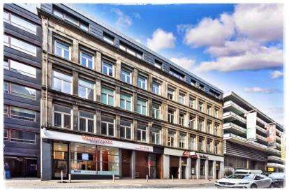 2 Bedrooms Flat for sale in Mitchell Street, City Centre, Glasgow