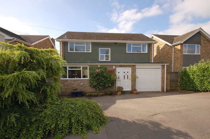 5 Bedrooms Detached House for sale in Milton Fields, Chalfont St Giles, HP8