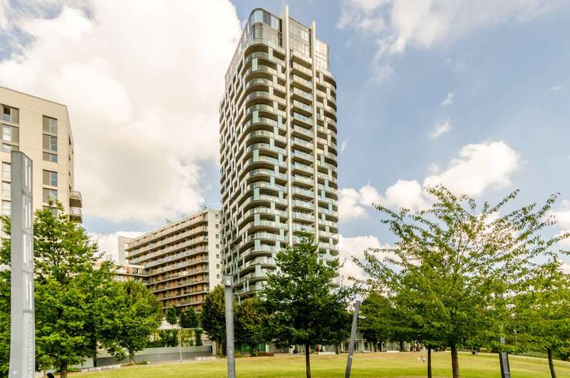 2 Bedrooms Flat for sale in Sienna Alto, Lewisham, SE13
