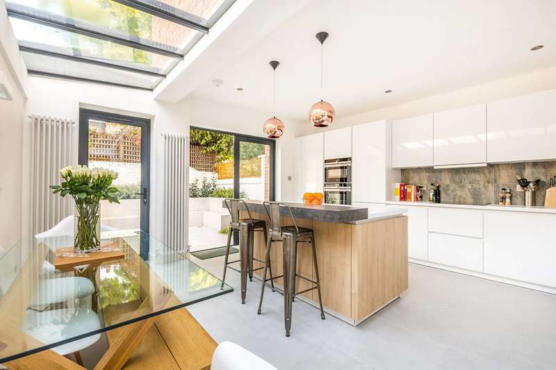 3 Bedrooms House for sale in Latimer Road, North Kensington, W10