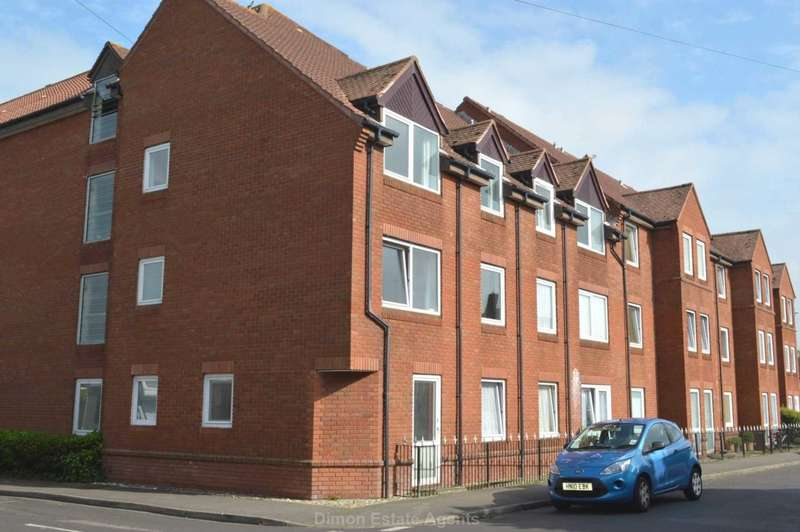 1 Bedroom Retirement Property for sale in Homefort House, Gosport