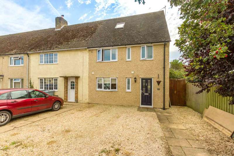 4 Bedrooms End Of Terrace House for sale in Roosevelt Road, Witney