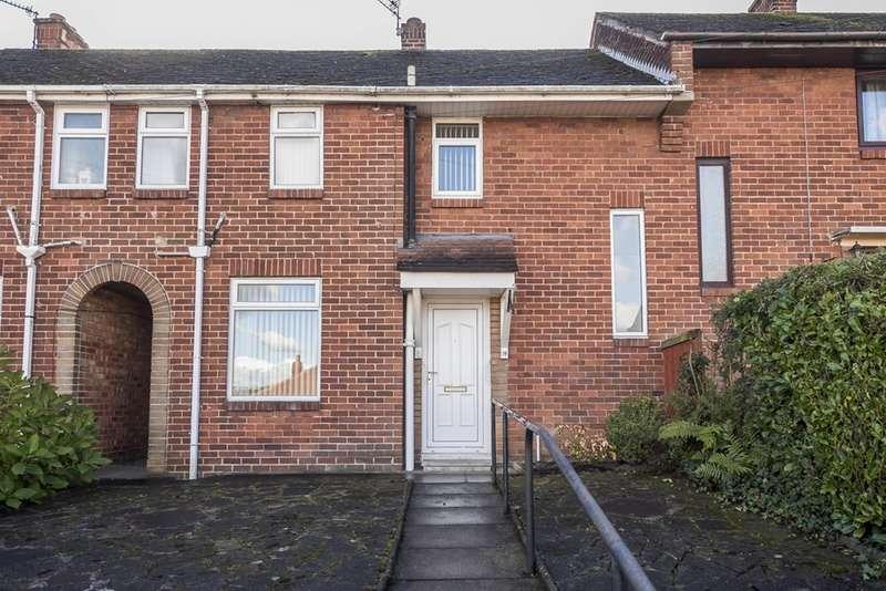 2 Bedrooms Terraced House for sale in Broad Lane, St.Helens, Merseyside, WA11
