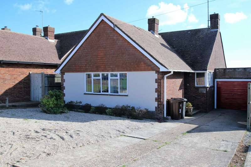 3 Bedrooms Detached House for sale in Friston Avenue, Eastbourne, BN22 0EL