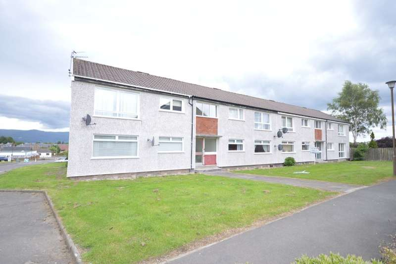 1 Bedroom Flat for sale in Greenacre Place, Bannockburn, Stirling, FK7