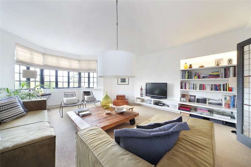 2 Bedrooms Flat for sale in Queenswood Court, Kings Avenue, London, SW4