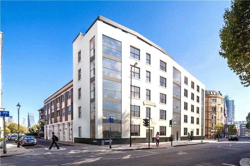 2 Bedrooms Flat for sale in Borough Place, 16-18 Marshalsea Road, London, SE1