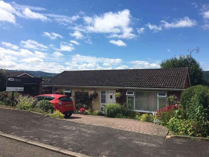 4 Bedrooms Detached House for sale in Cornford Close, Osbaston, Monmouth