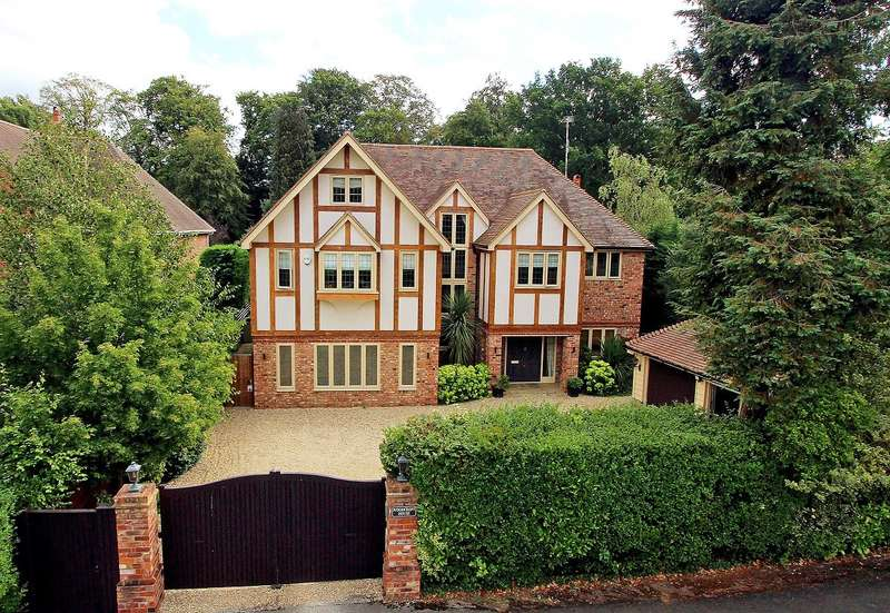 6 Bedrooms Detached House for sale in Bearswood End, Beaconsfield, HP9