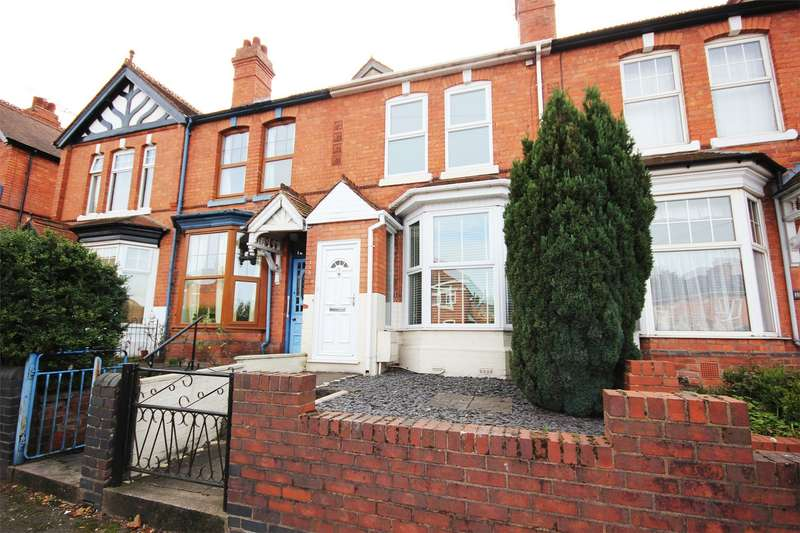 3 Bedrooms Terraced House for sale in Lansdowne Road, Worcester