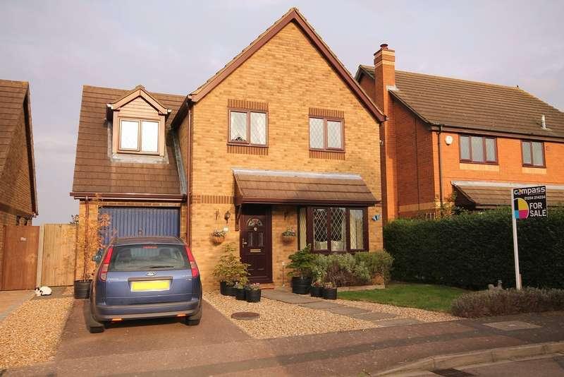 4 Bedrooms Detached House for sale in Howard Close, Wilstead, MK45