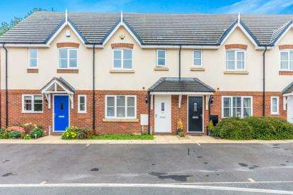 3 Bedrooms Terraced House for sale in Redmires Close, Walsall, West Midlands