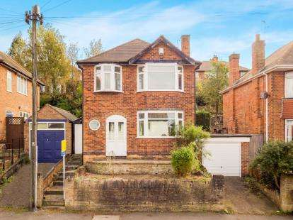 3 Bedrooms Detached House for sale in Newfield Road, Nottingham, Nottinghamshire