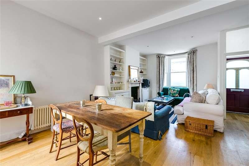 2 Bedrooms Terraced House for sale in Hewer Street, London, W10