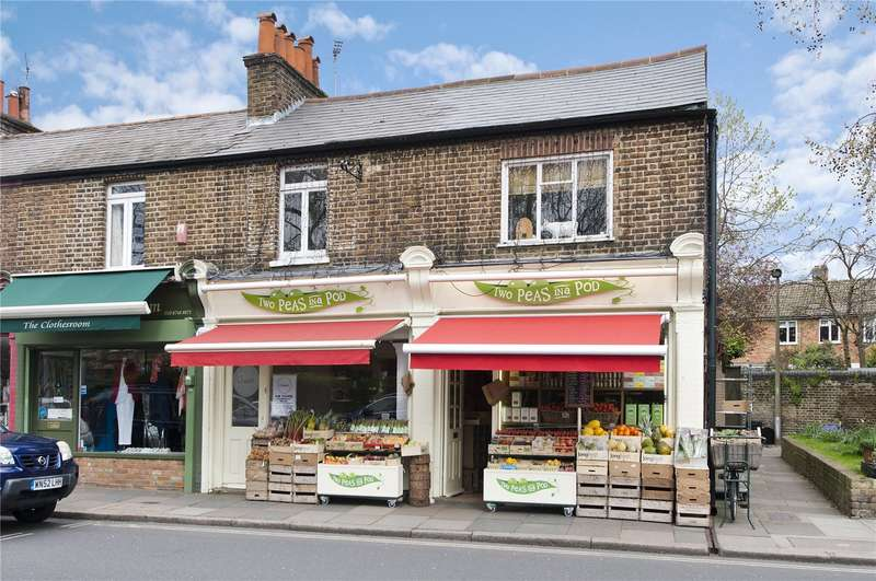 1 Bedroom Flat for sale in Church Road, London, SW13