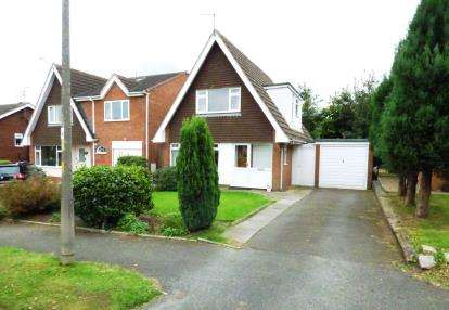 3 Bedrooms Detached House for sale in Belgrave Avenue, Alsager, Stoke-On-Trent, Cheshire