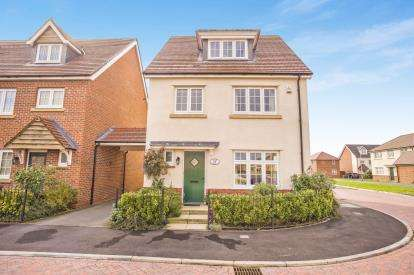 4 Bedrooms Detached House for sale in Spurrier Square, Chorley, Lancashire, .