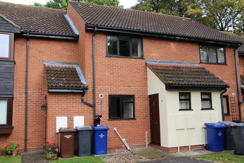 2 Bedrooms Terraced House for sale in Lapwing Court, Mildenhall