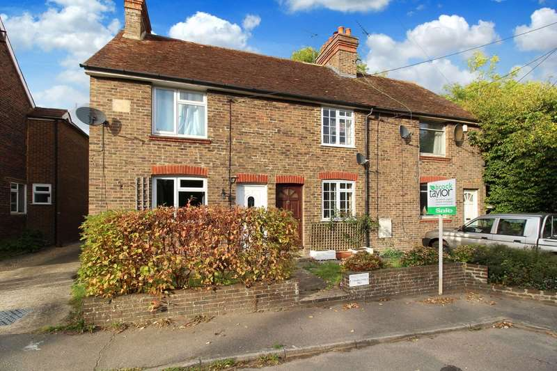 2 Bedrooms Terraced House for sale in Woodlea Cottages, Guildford Road