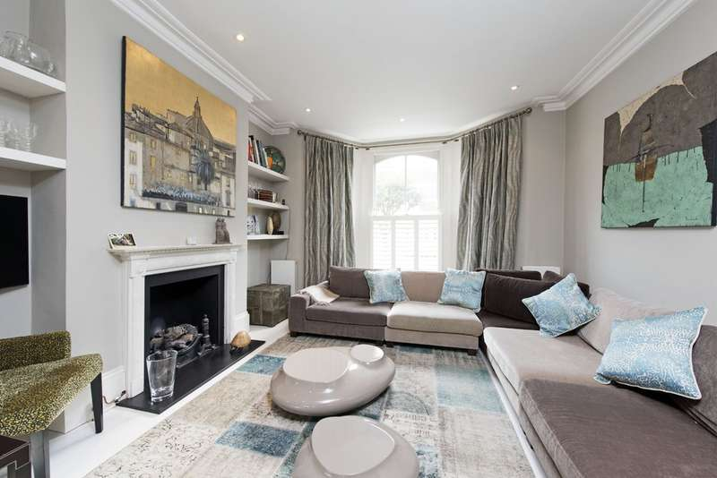 3 Bedrooms Flat for sale in Bennerley Road, Battersea, London