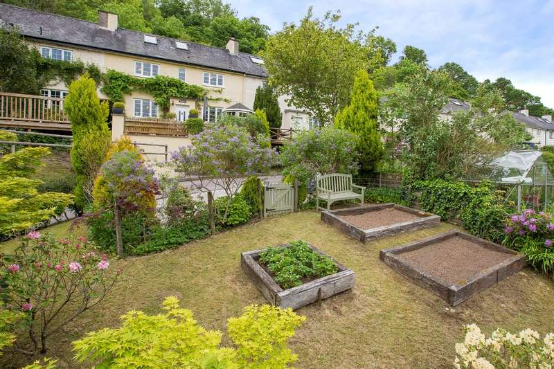 4 Bedrooms Terraced House for sale in Hawkmoor Cottages, Bovey Tracey