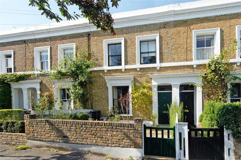 3 Bedrooms Terraced House for sale in Broadhinton Road, London, SW4