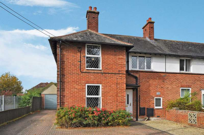 3 Bedrooms Semi Detached House for sale in Newlands Avenue, Didcot