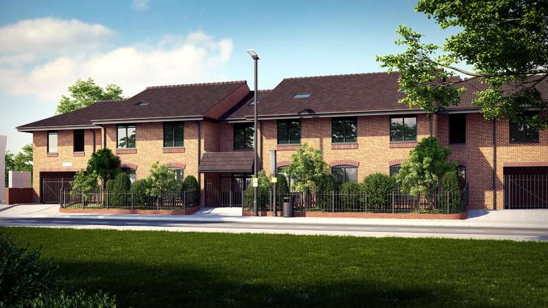 2 Bedrooms Apartment Flat for sale in Staines Road, Bedfont, Middlesex, TW14