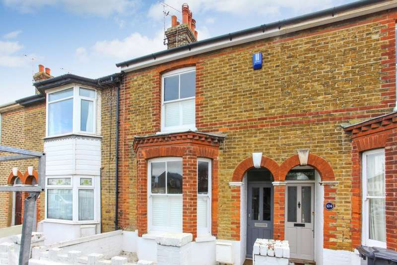 2 Bedrooms Terraced House for sale in Nelson Road, Whitstable, CT5