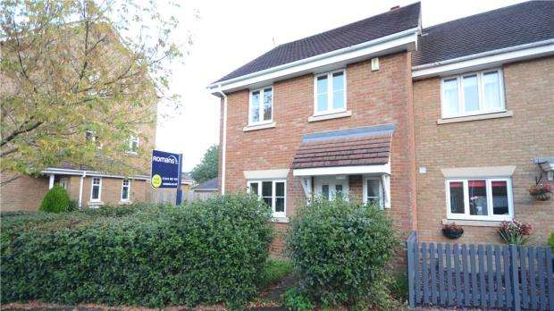 3 Bedrooms End Of Terrace House for sale in Flemish Place, Warfield, Berkshire