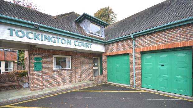 2 Bedrooms Retirement Property for sale in Tockington Court, Oaklands, Yateley