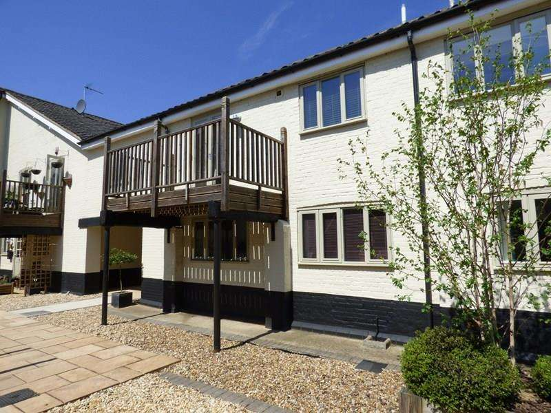 3 Bedrooms Terraced House for sale in The Maltings, Pulham St Mary, Diss