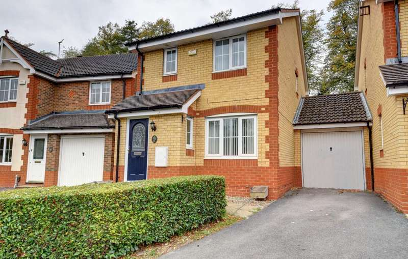 3 Bedrooms Link Detached House for sale in Booker