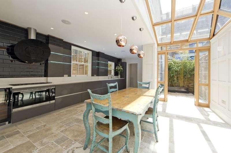 3 Bedrooms House for sale in Ravenscourt Gardens, London, W6