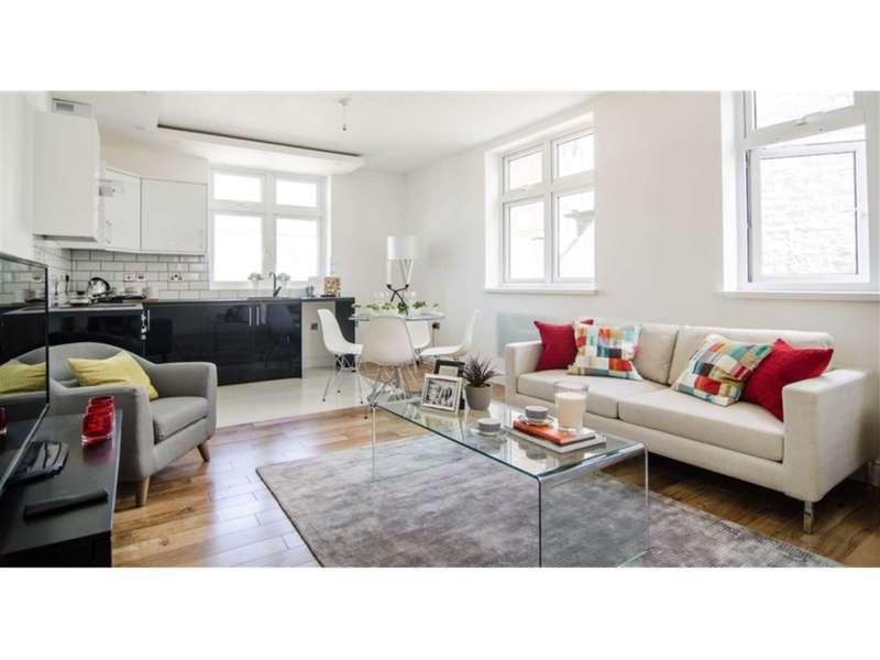 1 Bedroom Flat for sale in Ealing Mews, Windmill Lane