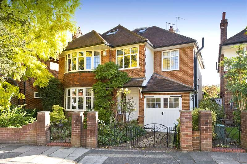 6 Bedrooms House for sale in Clare Lawn Avenue, London, SW14