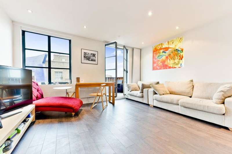 2 Bedrooms Flat for sale in The Circle, Queen Elizabeth Street, London SE1