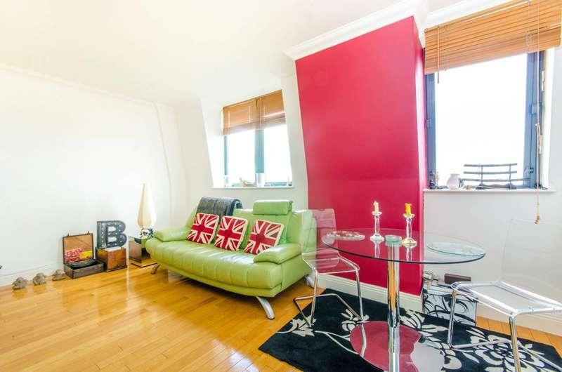 1 Bedroom Flat for sale in Jubilee Heights, Kilburn, NW2
