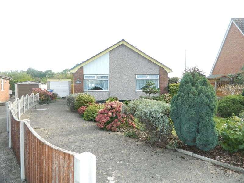 3 Bedrooms Detached Bungalow for sale in Bryn Morfa, Bodelwyddan