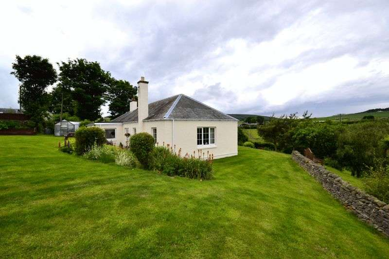 3 Bedrooms Bungalow for sale in Reivers View, Langshaw, Roxburghshire, TD1 2PA