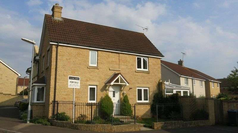 3 Bedrooms Terraced House for sale in Macie Drive, Corsham