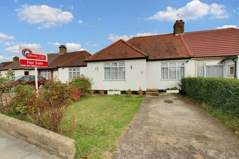 2 Bedrooms Semi Detached Bungalow for sale in Bengarth Road, Northolt