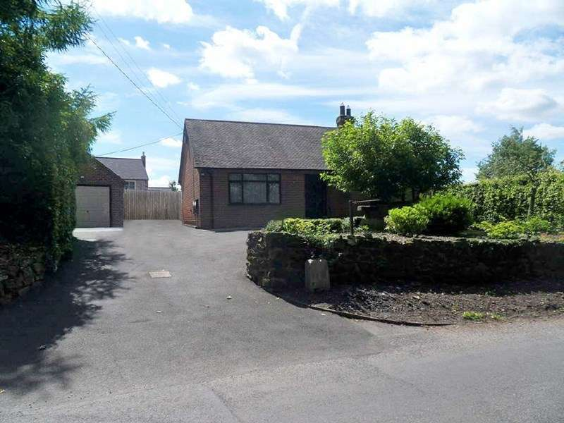 4 Bedrooms Detached Bungalow for sale in Main Street, Blackfordby
