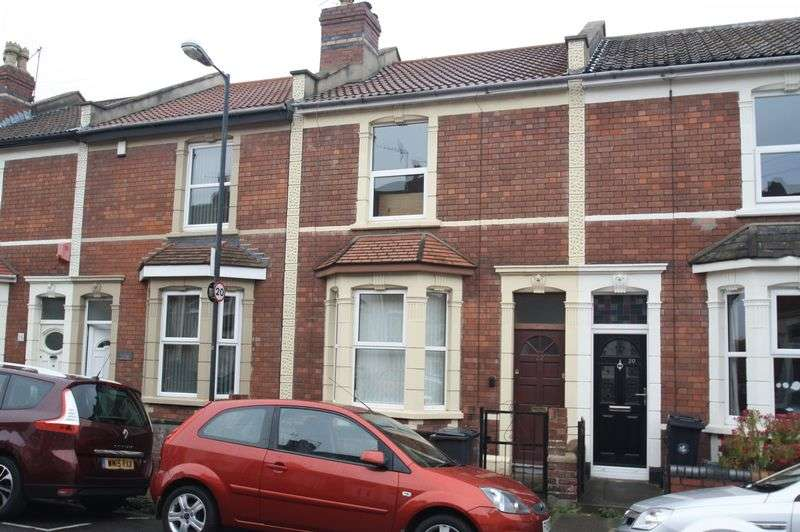 2 Bedrooms Terraced House for sale in Hedwick Street, St George, Bristol, BS5