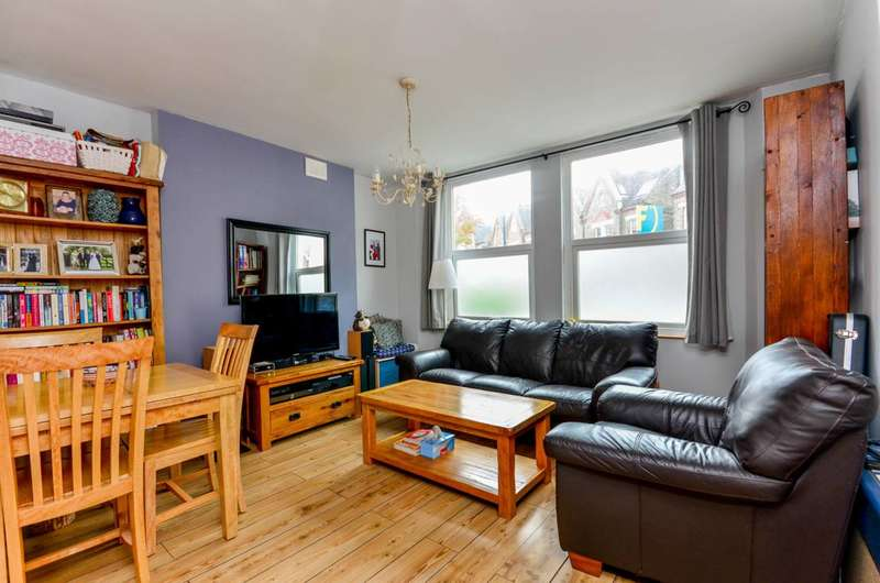2 Bedrooms Flat for sale in Colby Road, Crystal Palace, SE19
