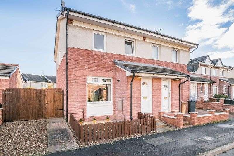 2 Bedrooms Semi Detached House for sale in 44 West Pilton Loan, West Pilton, Edinburgh, EH4 4EZ