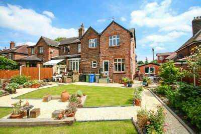4 Bedrooms Semi Detached House for sale in Cecil Road, Hale